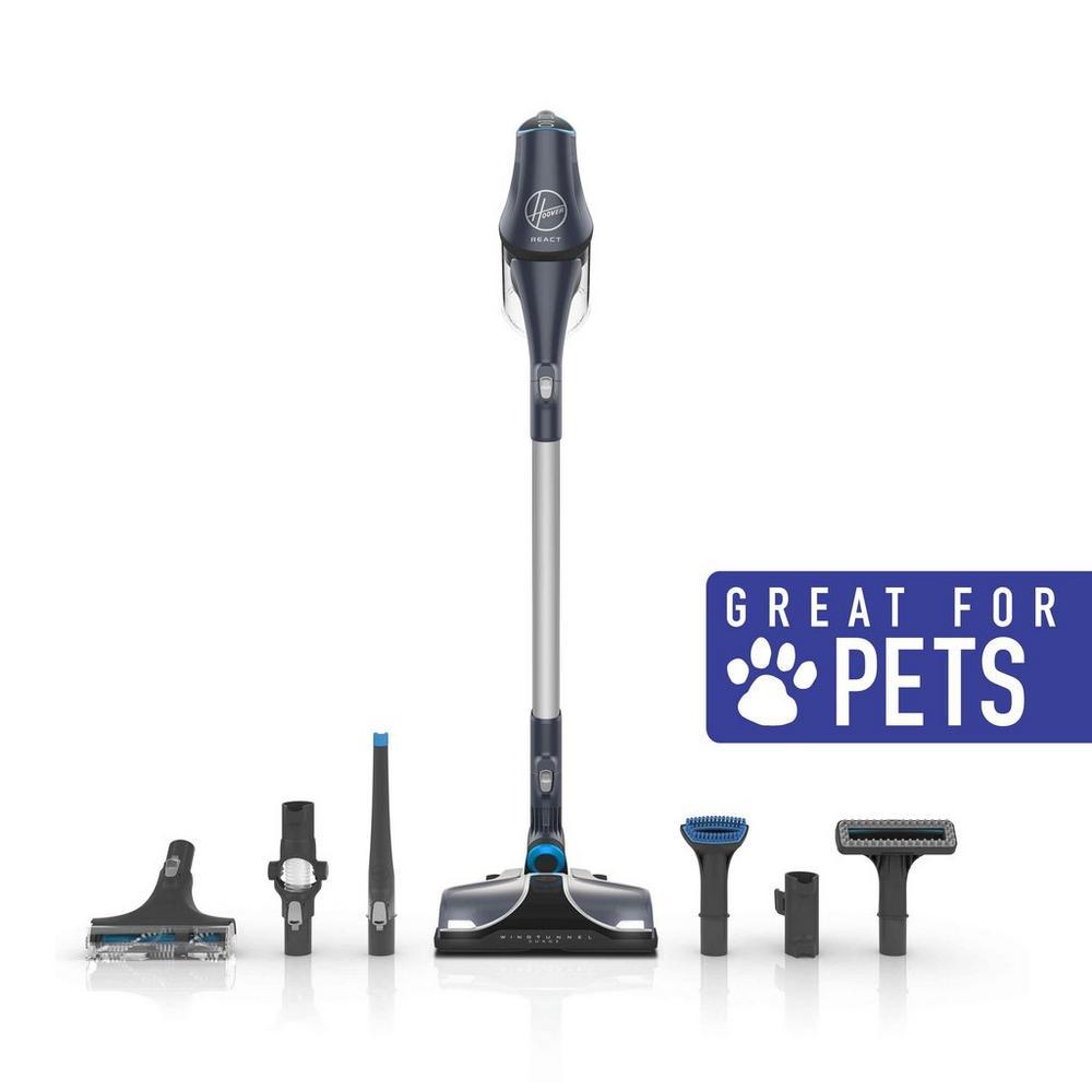 REACT Whole Home Cordless Pet Vacuum1