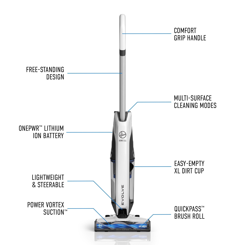 ONEPWR Evolve Cordless Upright Vacuum7