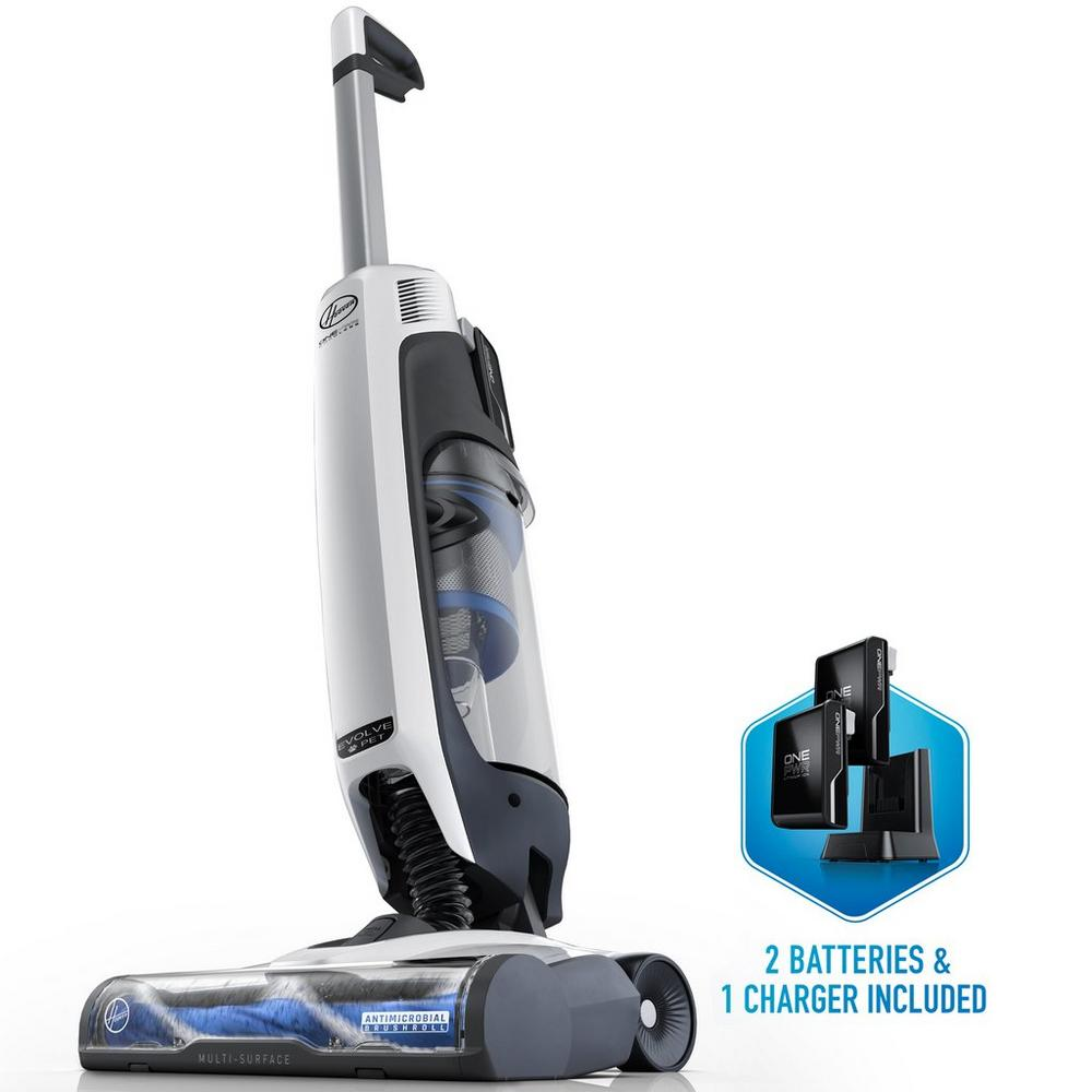ONEPWR Evolve Cordless Upright Vacuum - Two Battery Kit