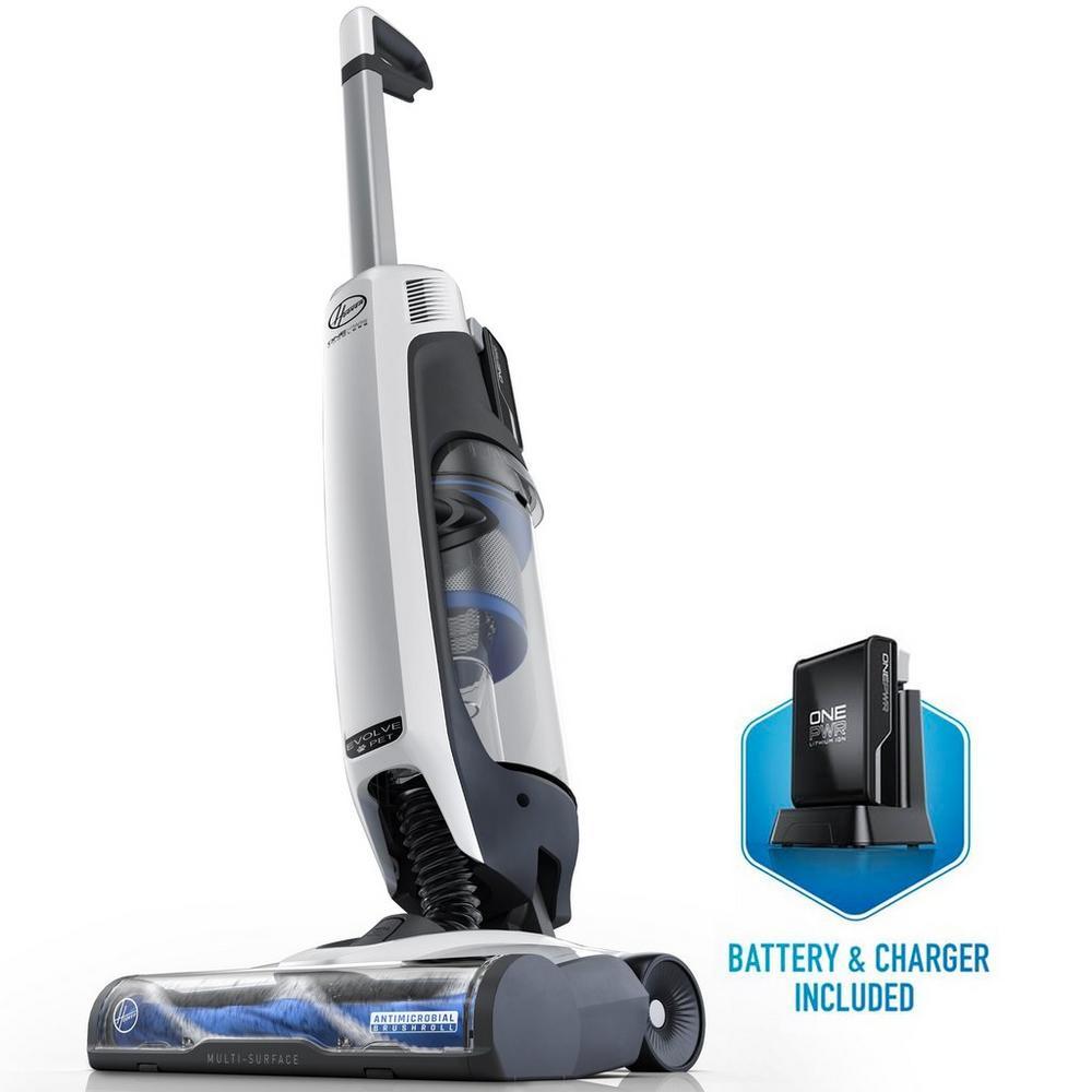 ONEPWR Evolve PET Cordless Upright Vacuum - Kit1