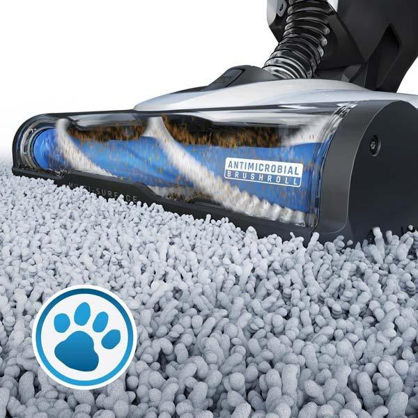 Antimicrobial Brush Roll & Pet Filter