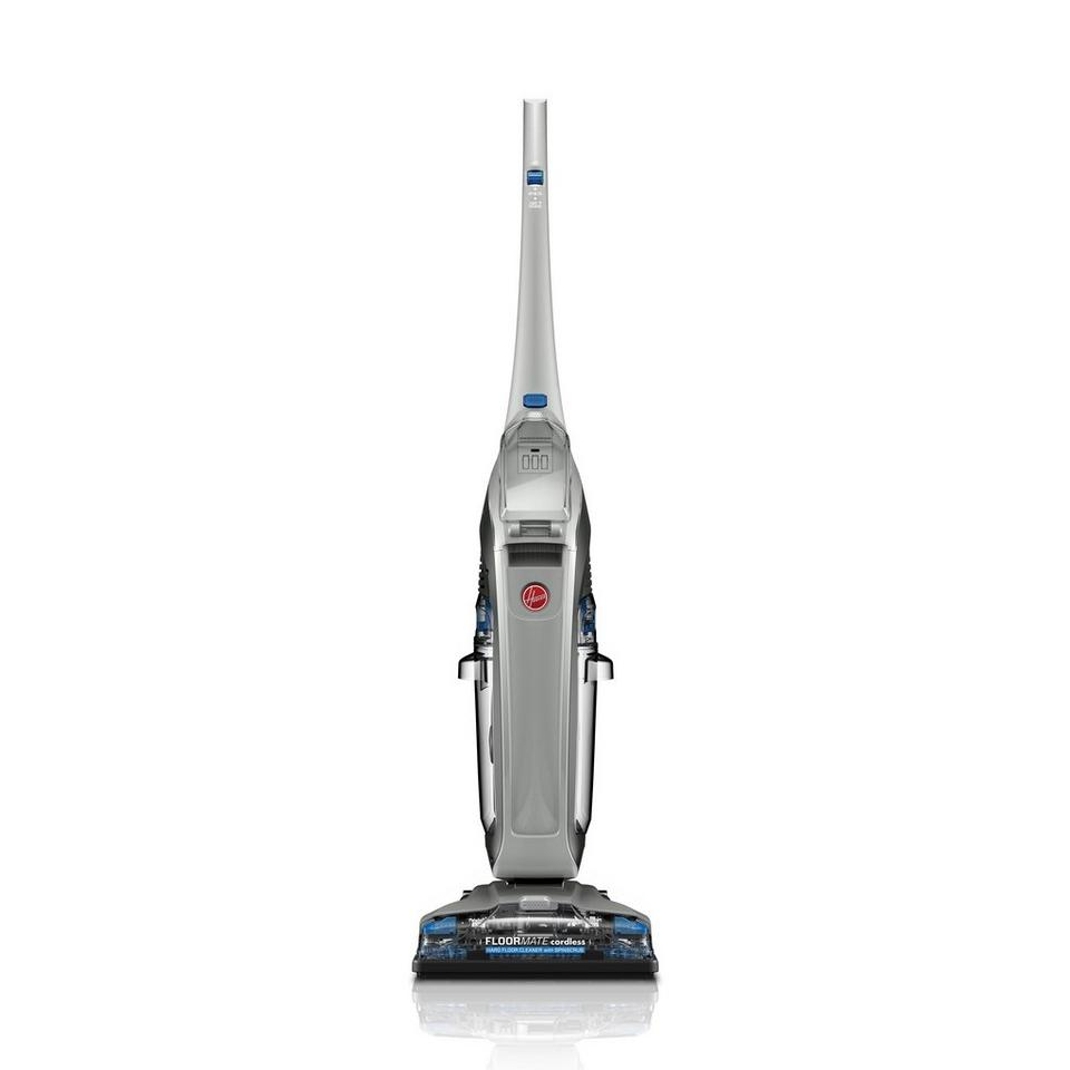 FloorMate Cordless Hard Floor Cleaner Battery Not Included - BH55150PC