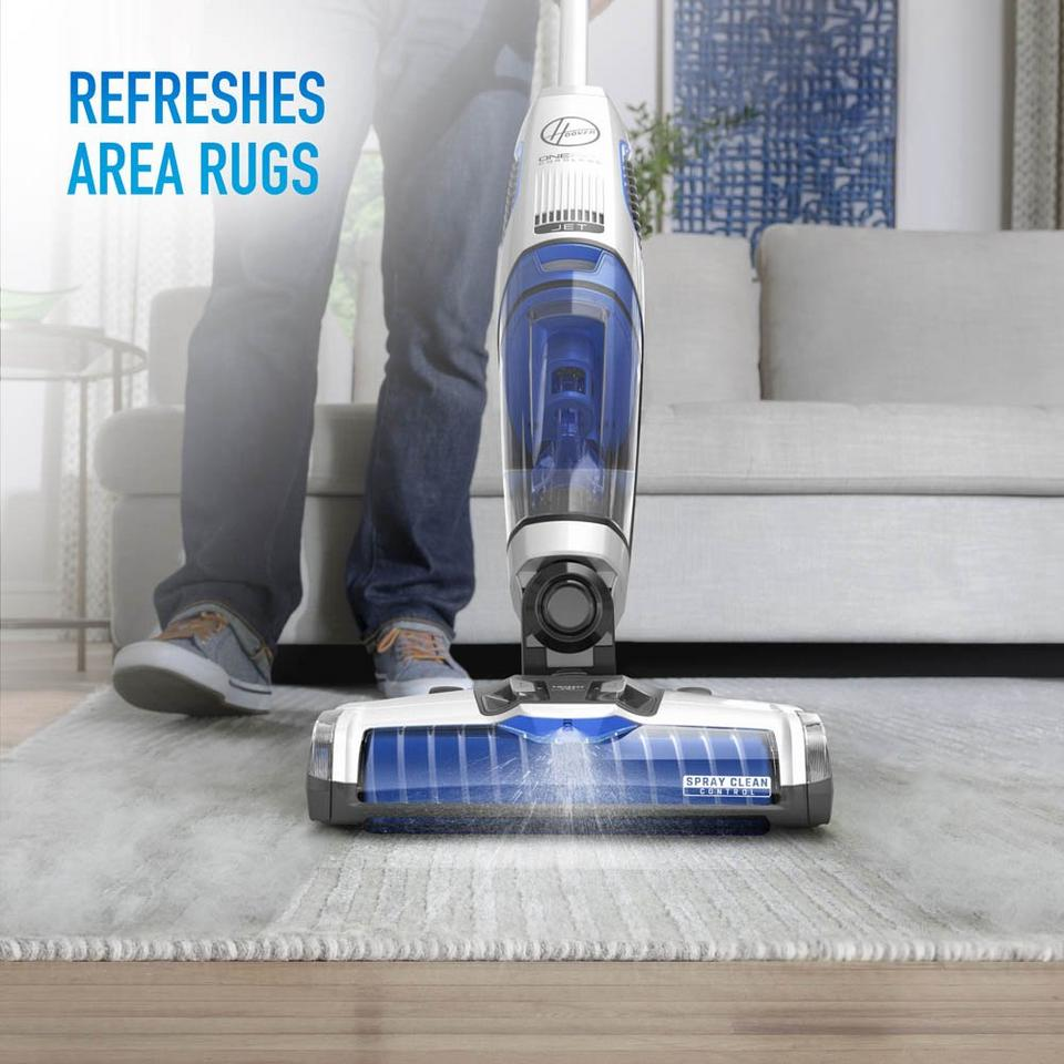 ONEPWR FloorMate JET Cordless Hard Floor Cleaner - Two Battery Kit - BH55210E