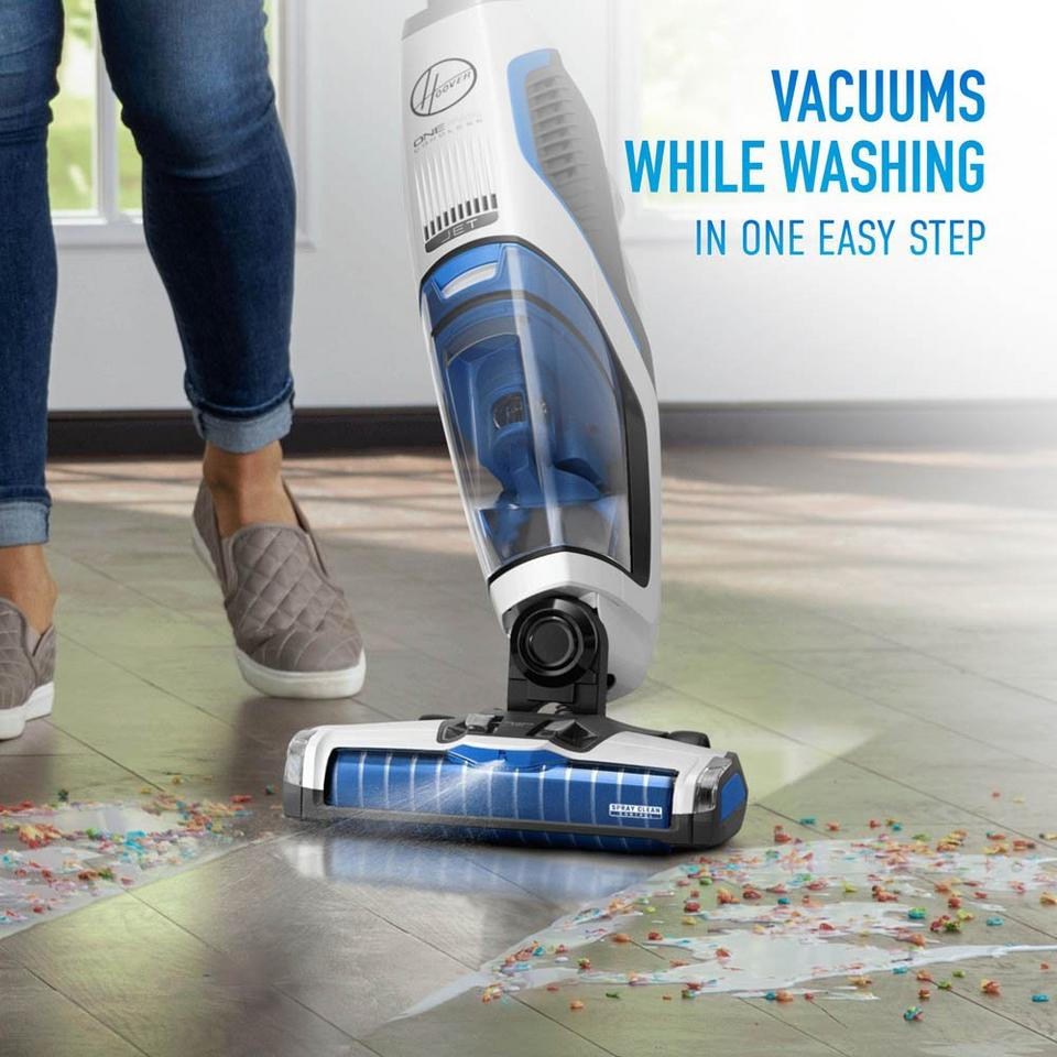 ONEPWR FloorMate JET Cordless Hard Floor Cleaner - Tool Only - BH55200NP