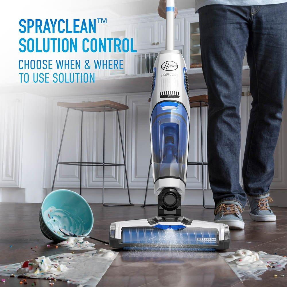 ONEPWR FloorMate JET Cordless Hard Floor Cleaner - Kit5