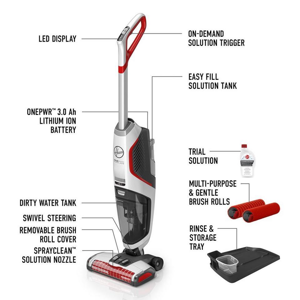 Floormate Jet Hard Floor Cleaner