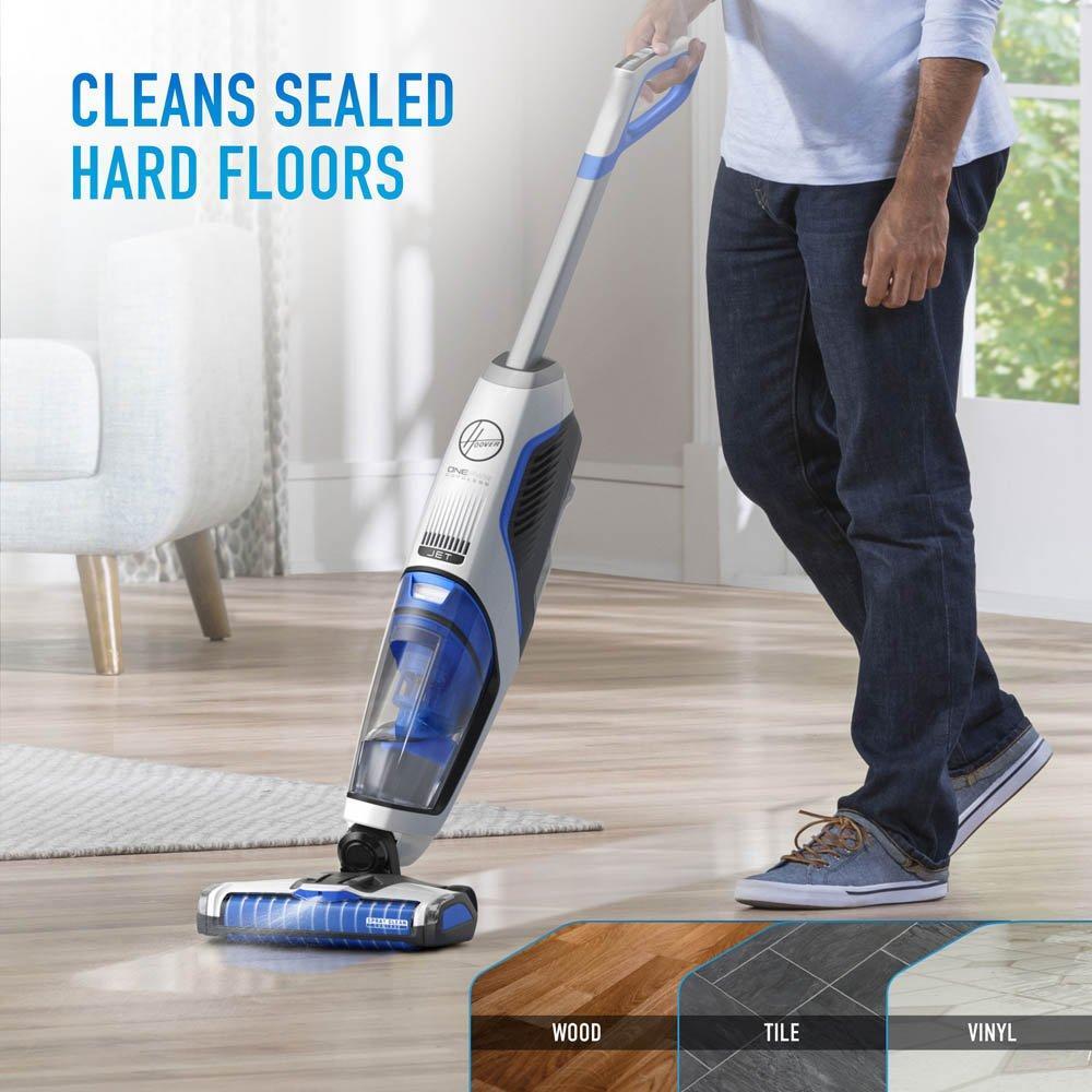 ONEPWR FloorMate JET Cordless Hard Floor Cleaner - Kit4