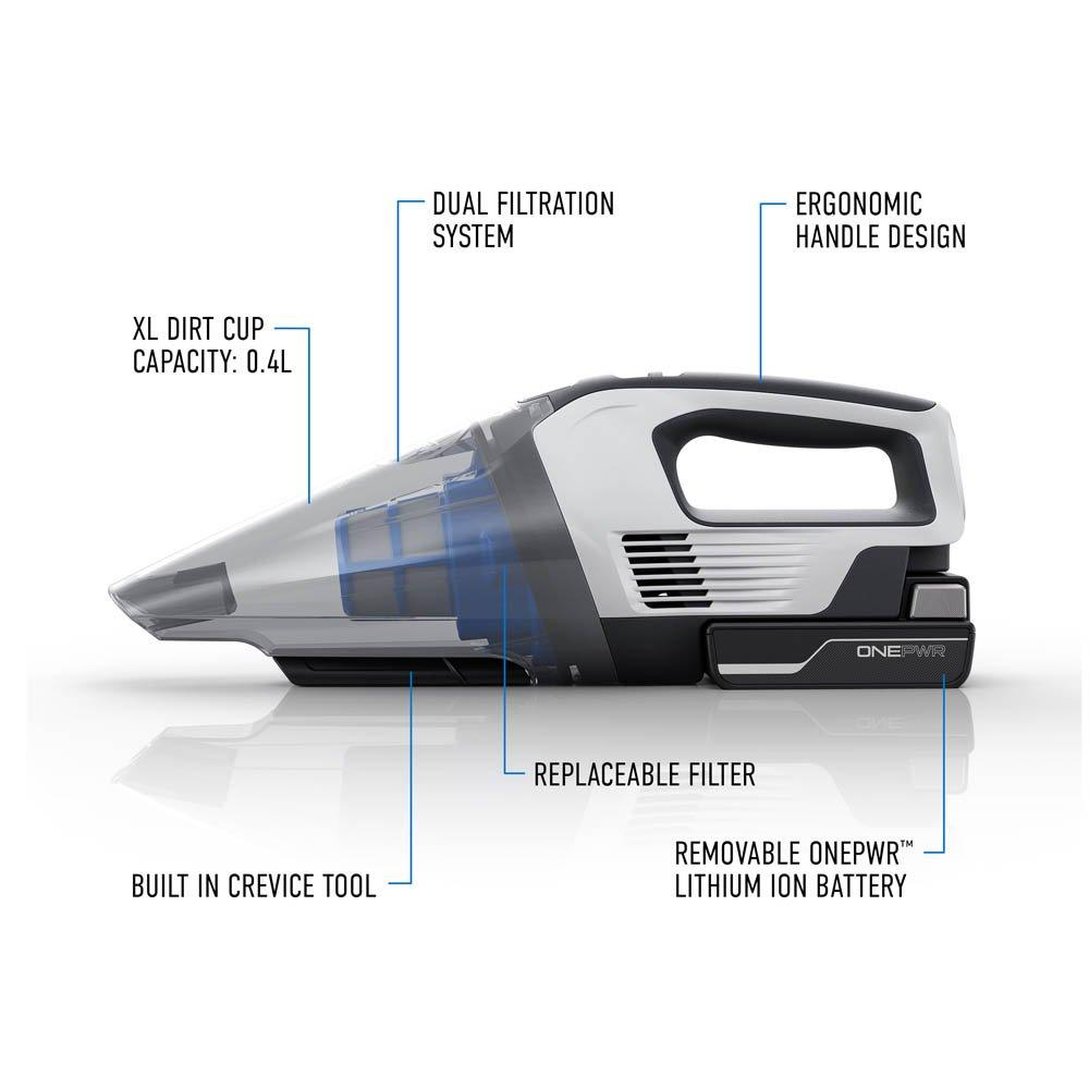 ONEPWR Cordless Hand Vacuum - Tool Only6