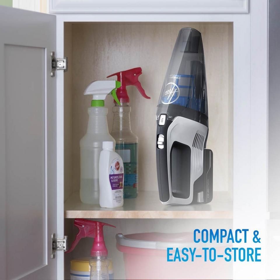 ONEPWR Cordless Hand Vacuum - Kit  - BH57005CDI