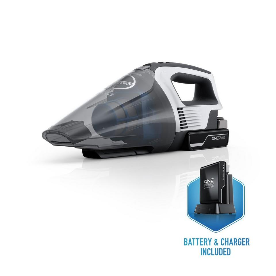 cordless hand vacuum with attachments
