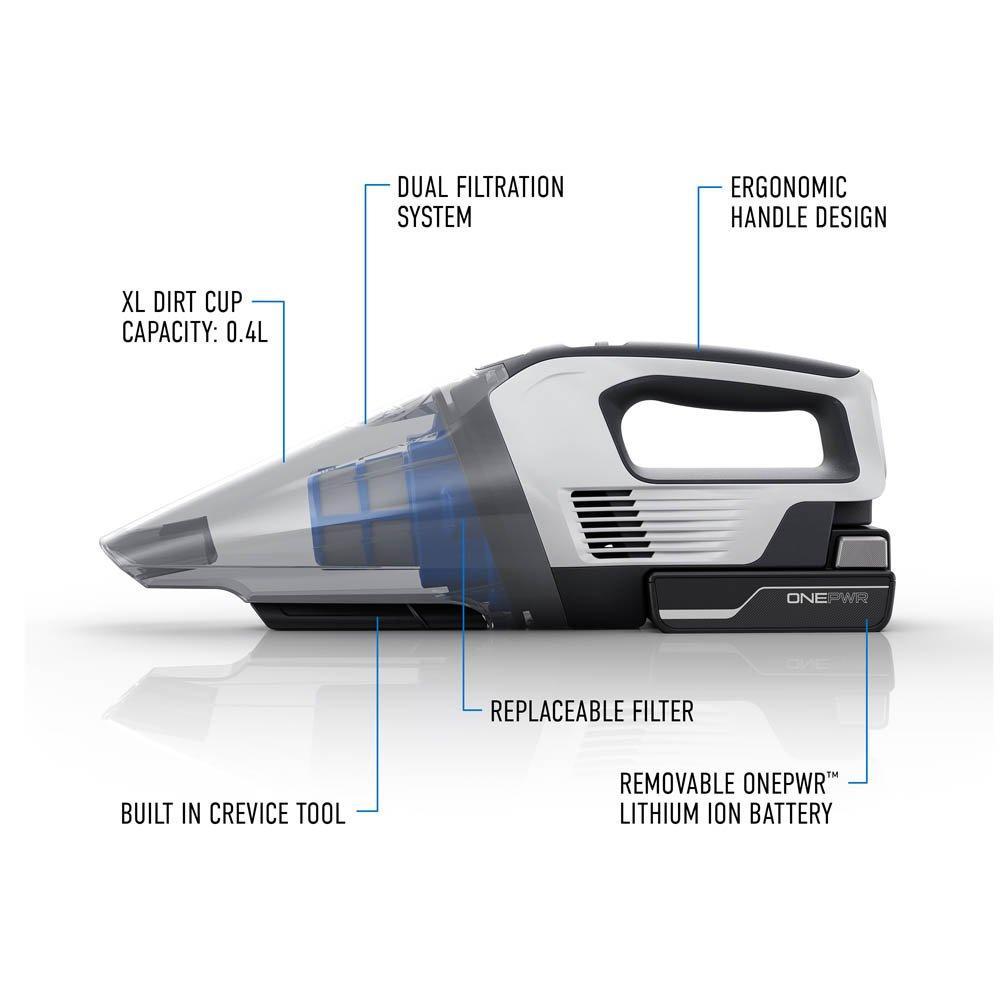 ONEPWR Cordless Hand Vacuum - Kit7