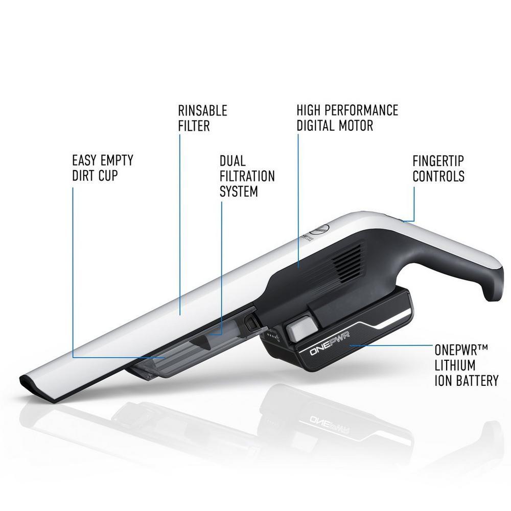 ONEPWR Dust Chaser Cordless Handheld Vacuum - Kit7