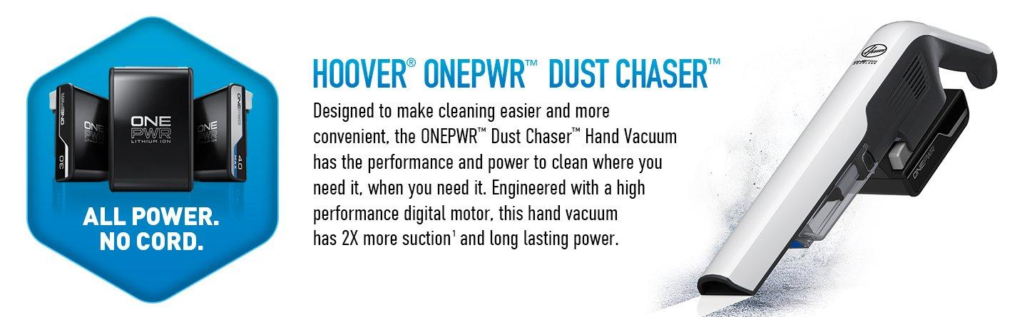 Hoover ONEPWR Dust Chaser