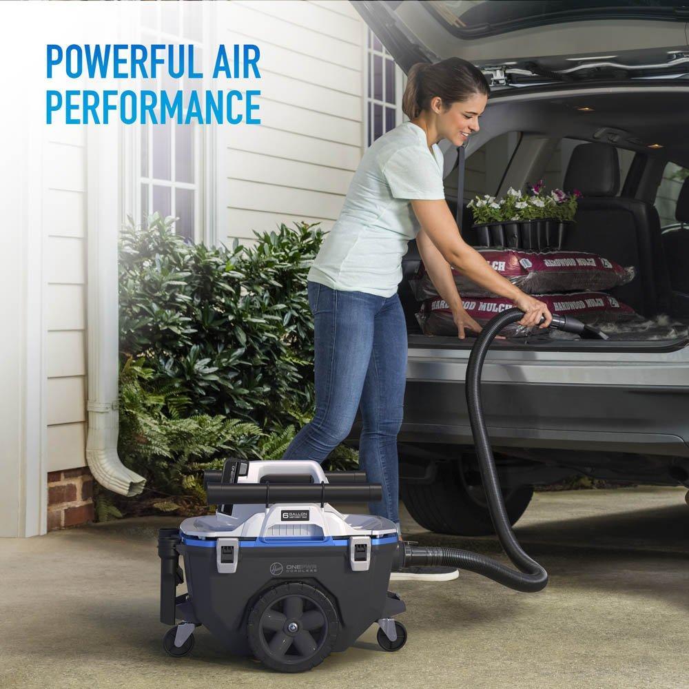 ONEPWR High-Capacity Wet/Dry Utility Vacuum - Kit3