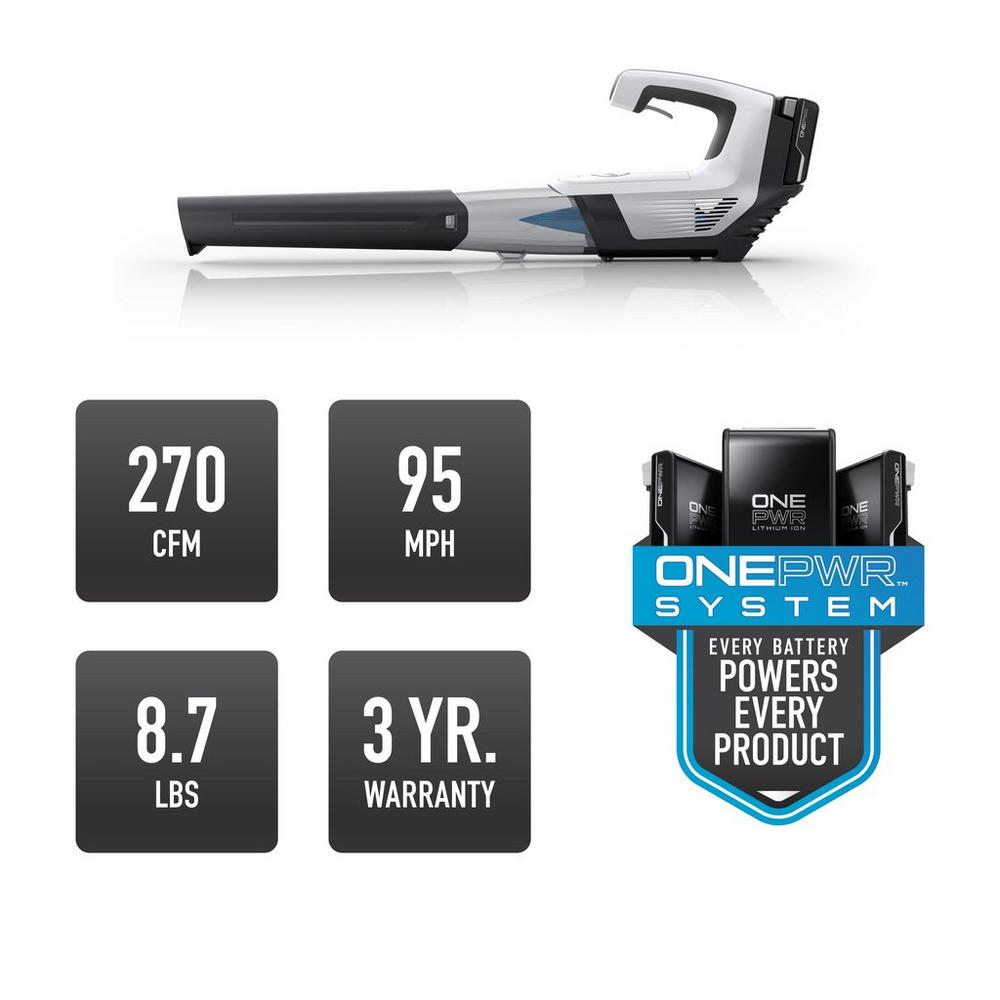 ONEPWR Cordless High Performance Blower - Tool Only7