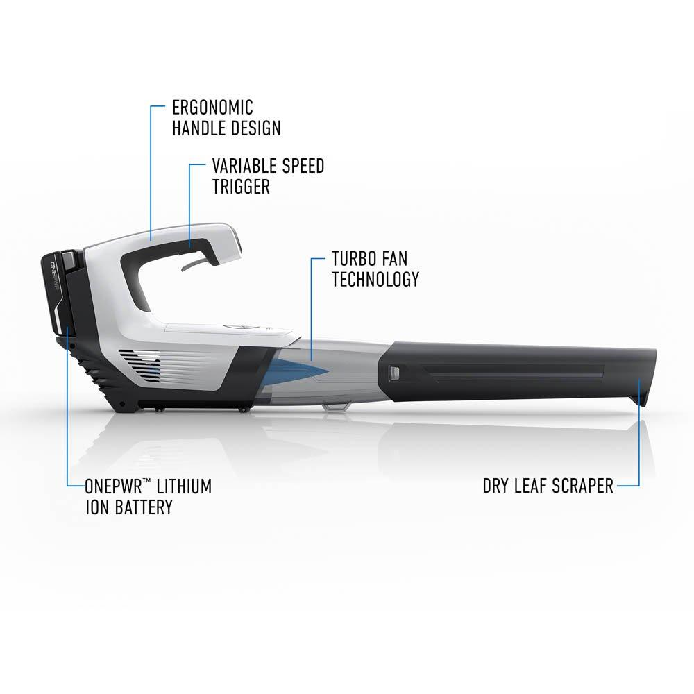 ONEPWR Cordless High Performance Blower - Kit6