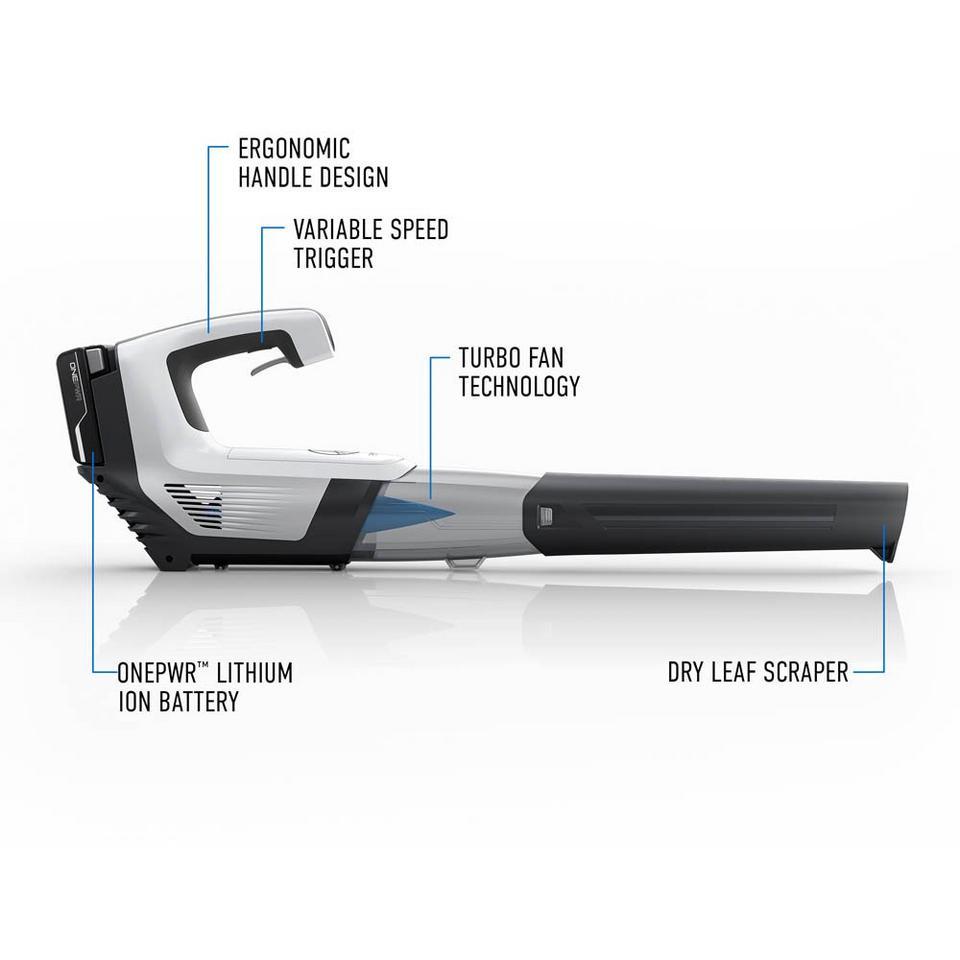 ONEPWR Cordless High Performance Blower - Kit - BH57205