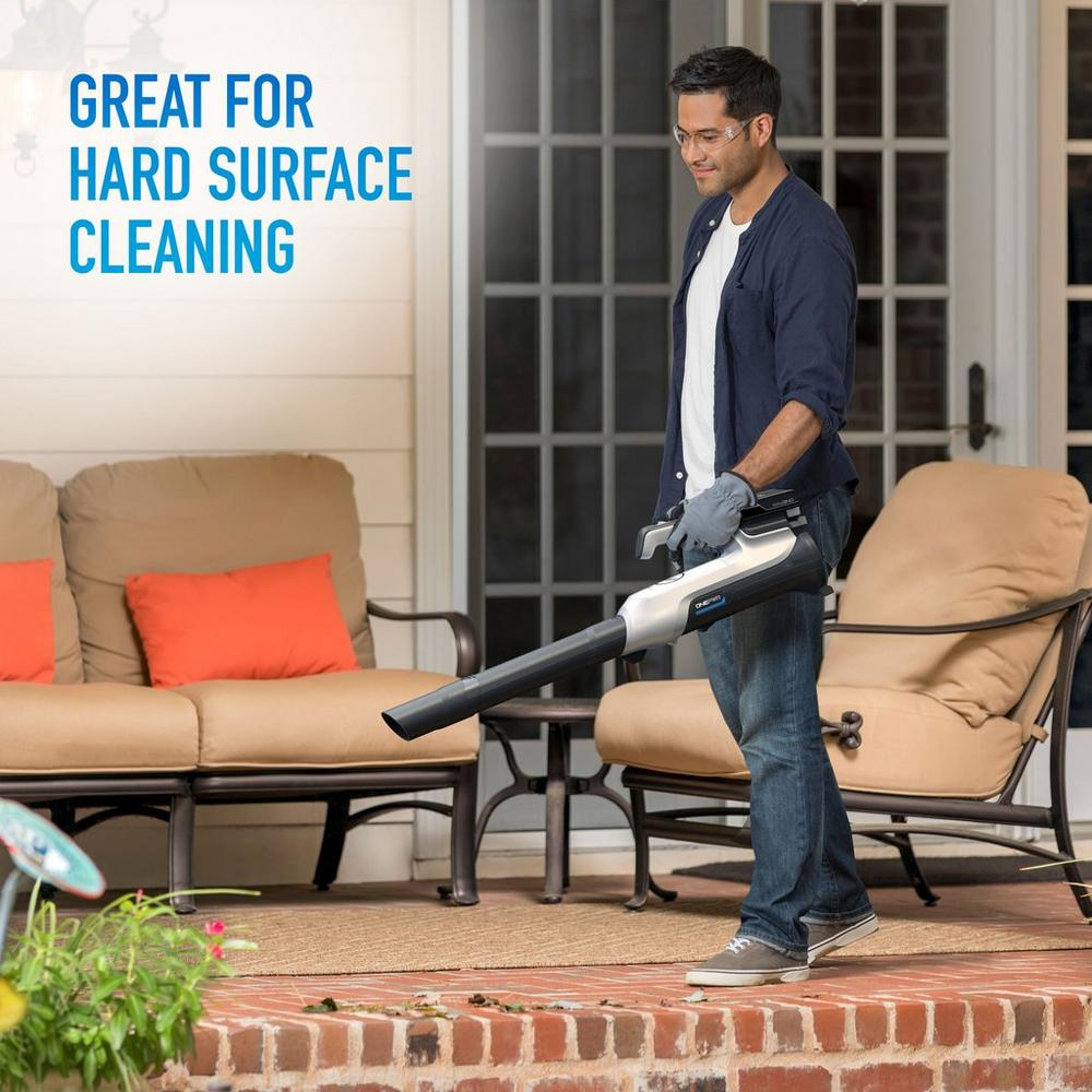 ONEPWR Cordless Hard Surface Sweeper - Tool Only2