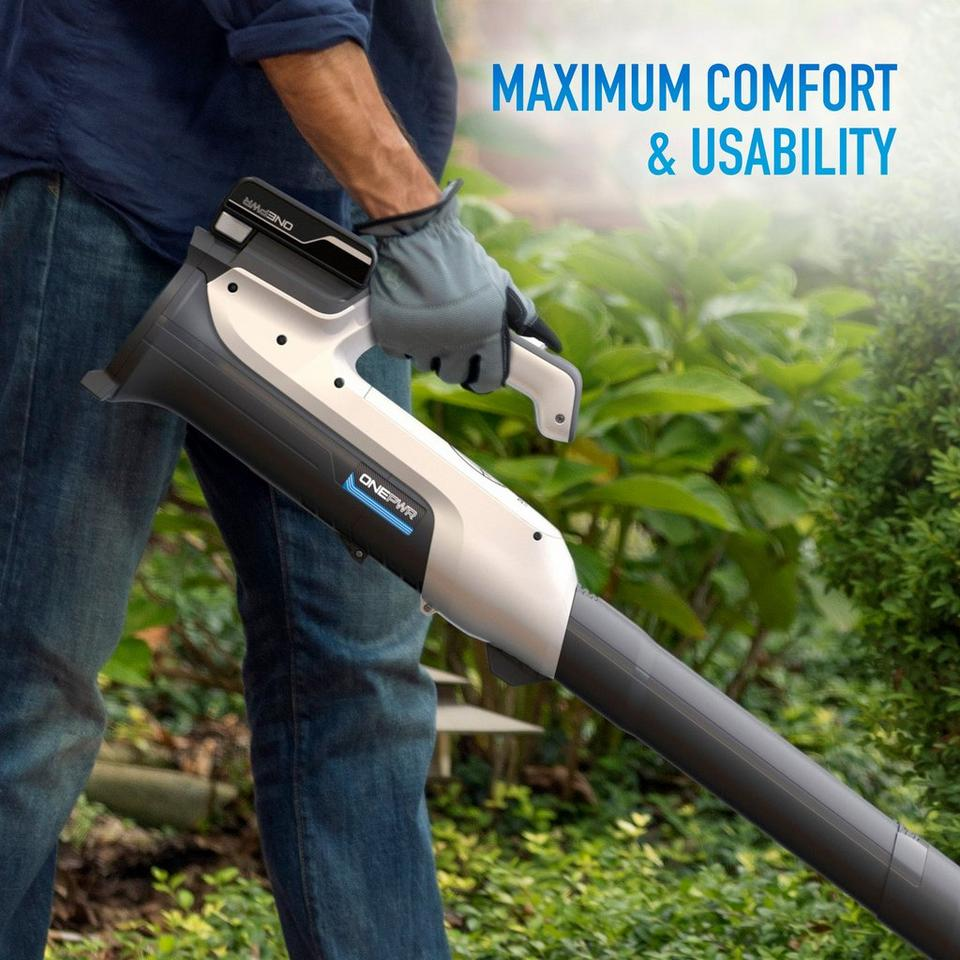 ONEPWR Cordless Hard Surface Sweeper - Kit - BH57225