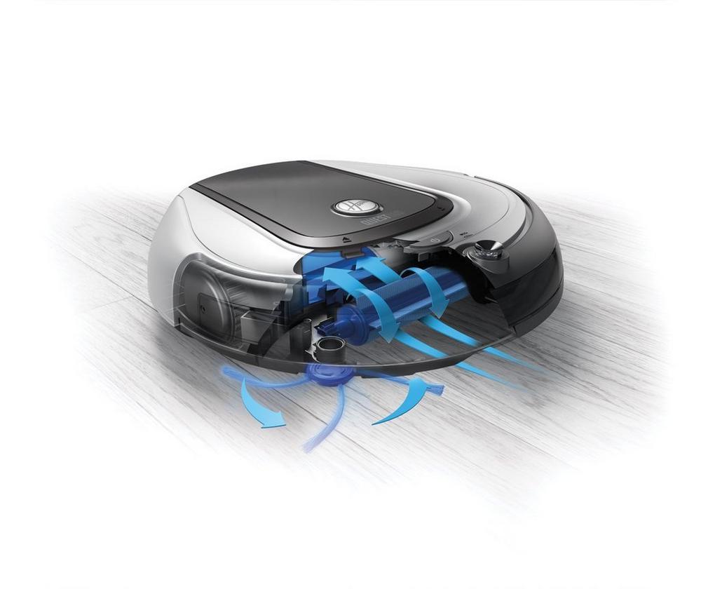 Quest 600 Robot Vacuum7