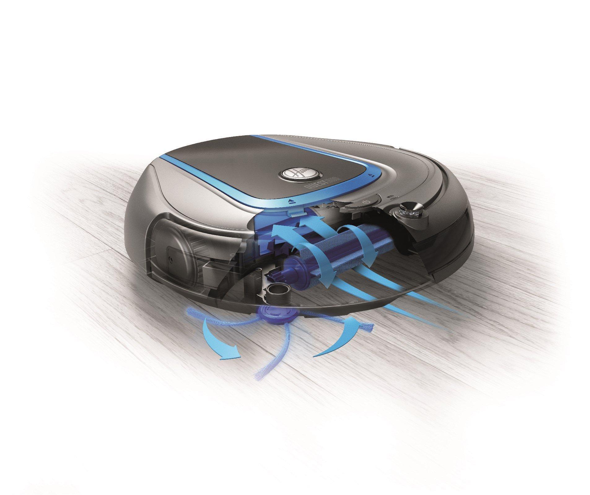 Quest 800 Robot Vacuum3