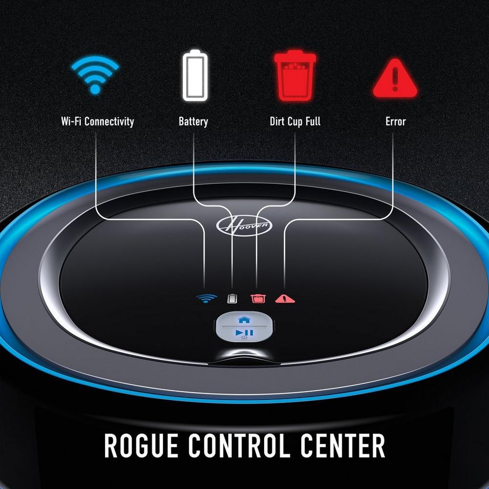 Rogue 970 Robot Vacuum7