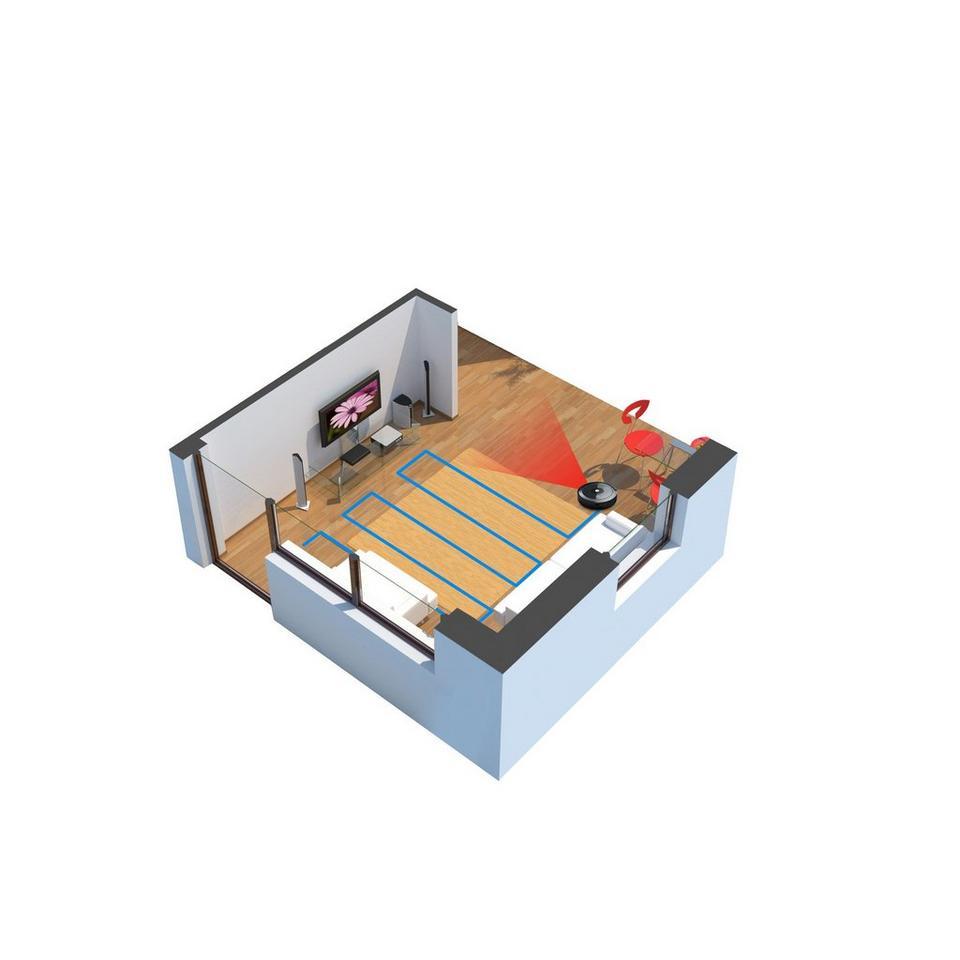 Quest 1000 Robot Vacuum - BH71000