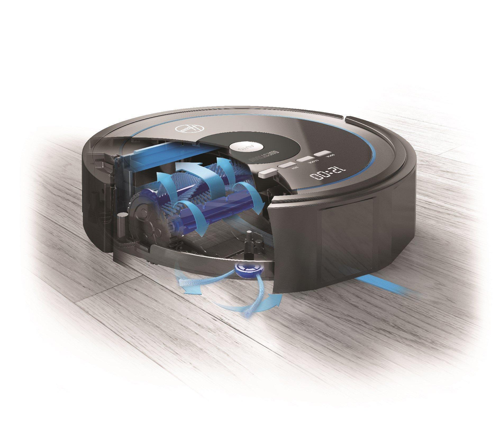 Quest 1000 Robot Vacuum2