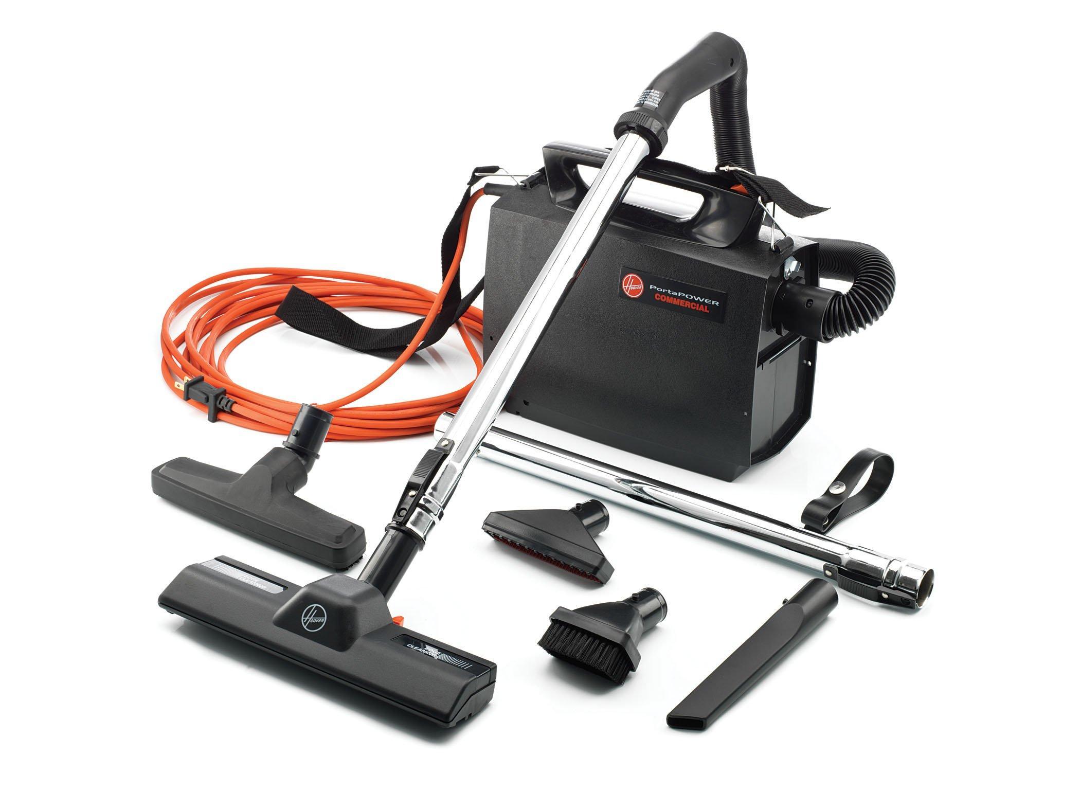 PortaPOWER Lightweight Vacuum Cleaner