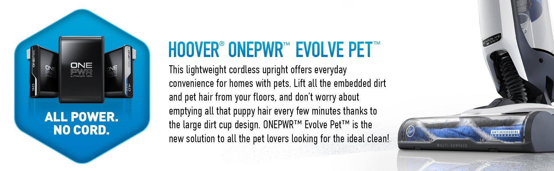 ONEPWR Evolve Pet