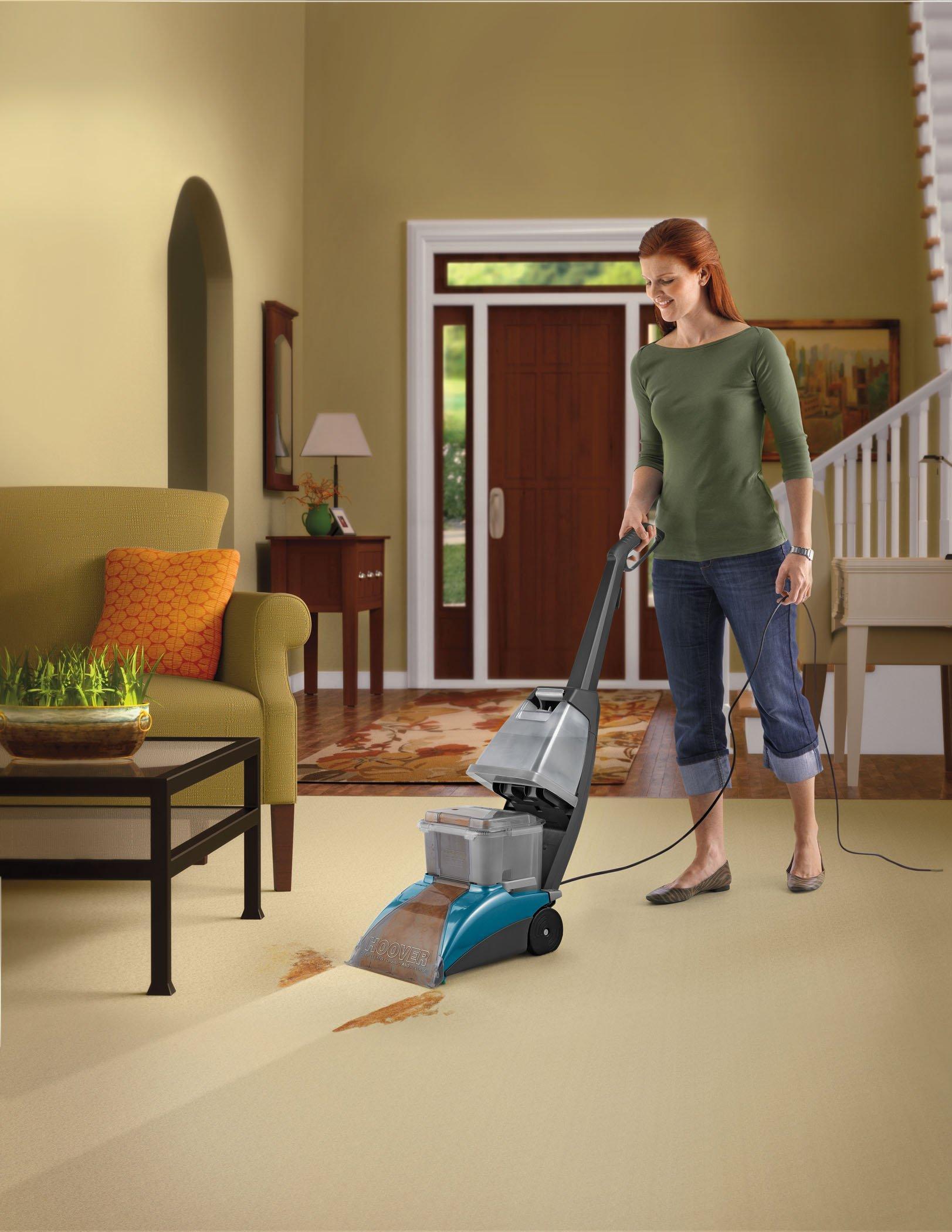 SteamVac Carpet Cleaner3
