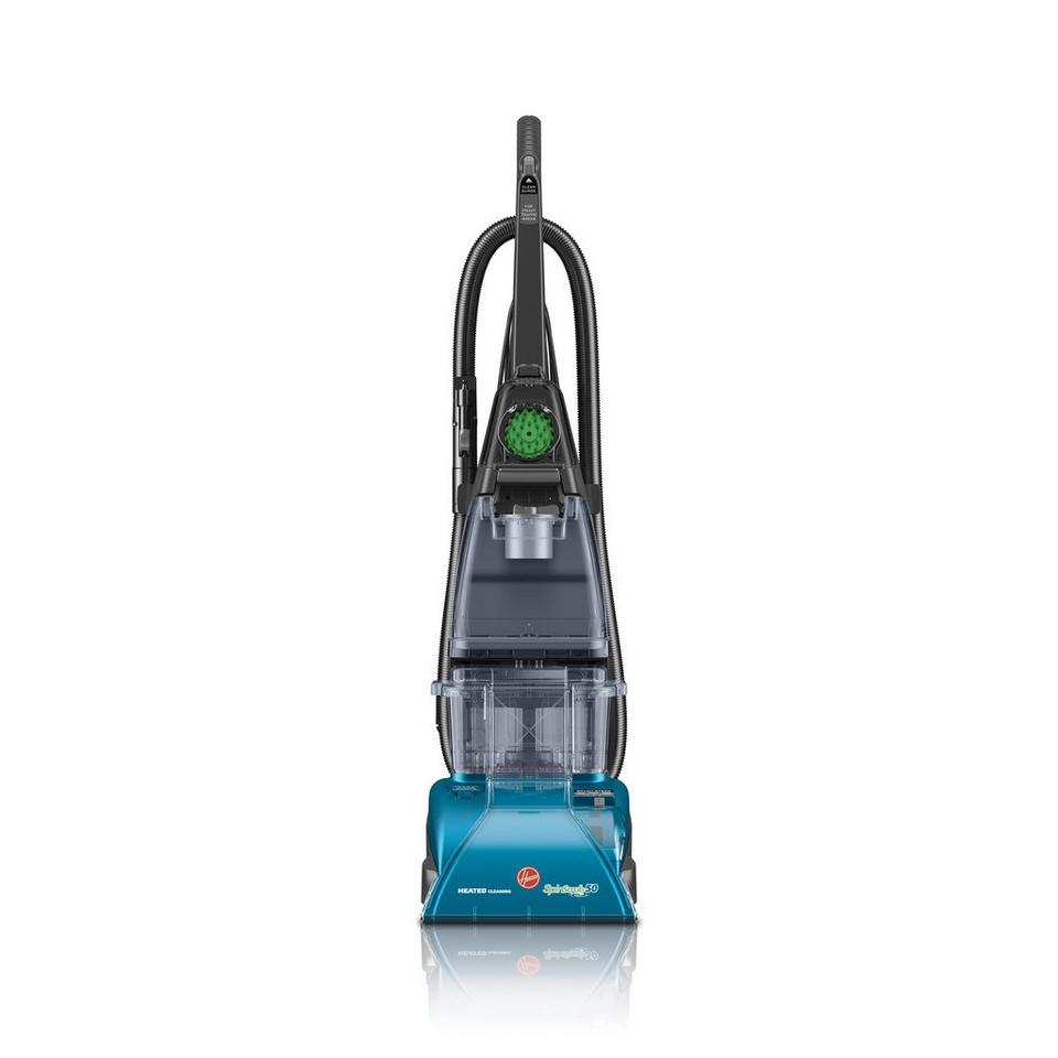Hoover steamvac® plus carpet cleaner with clean surge.