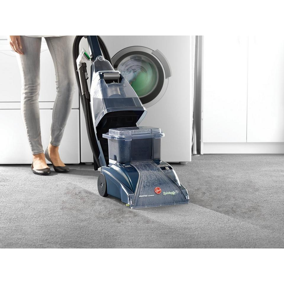Steamvac With Cleansurge Carpet Cleaner F5915905nc Hoover
