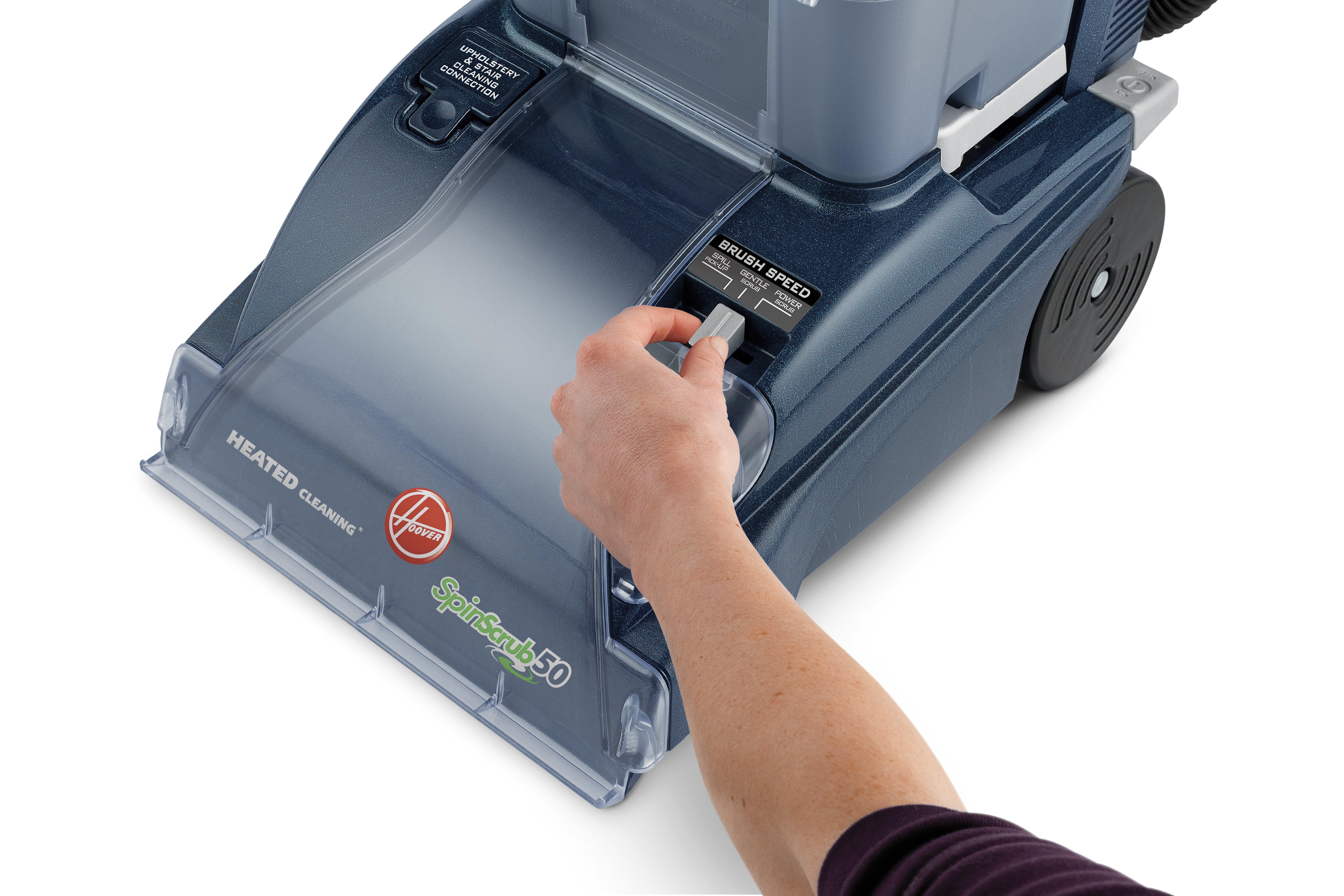 SteamVac SpinScrub with CleanSurge Carpet Cleaner5