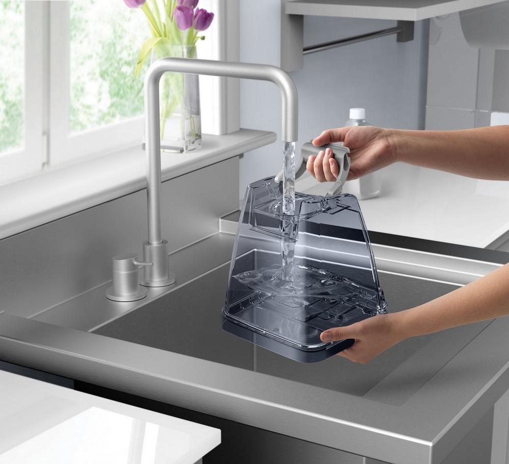 SteamVac SpinScrub with CleanSurge Carpet Cleaner6