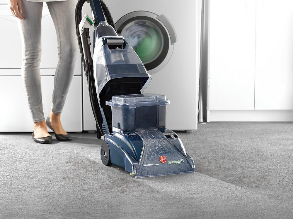 SteamVac SpinScrub with CleanSurge Carpet Cleaner4