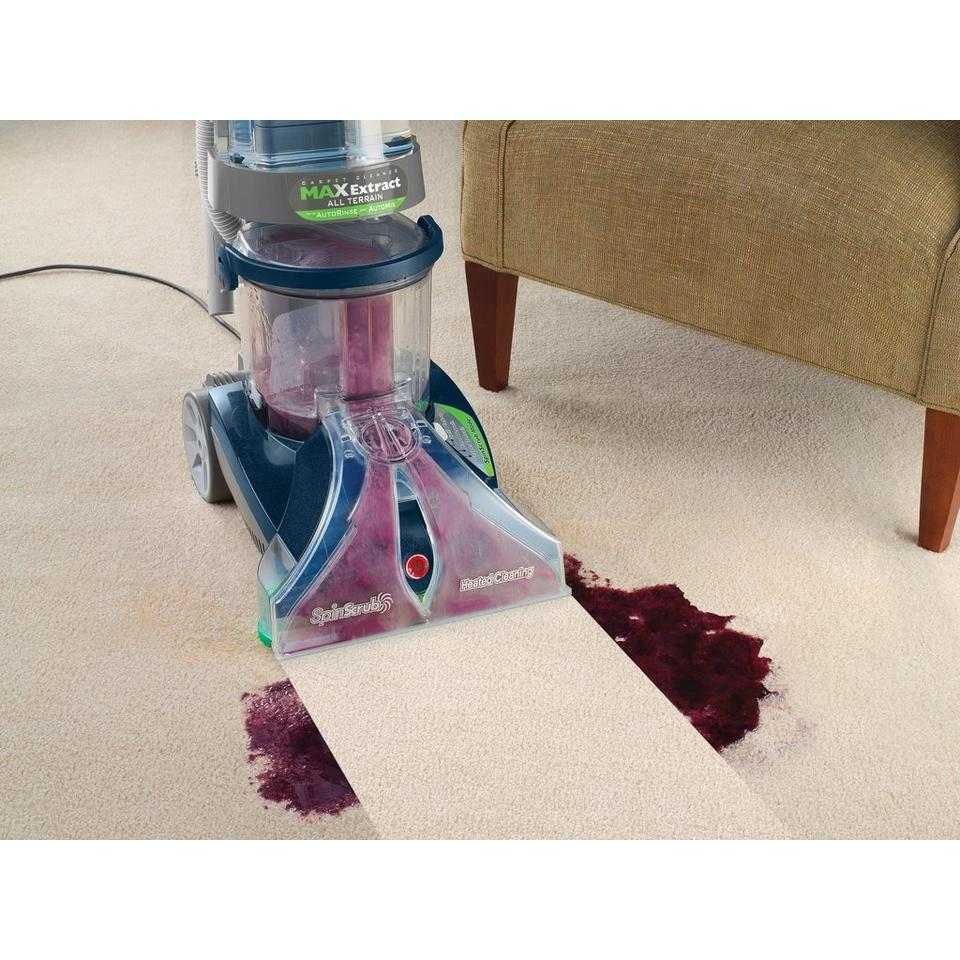 Max Extract® Dual V® WidePath® Carpet Washer - F7412900
