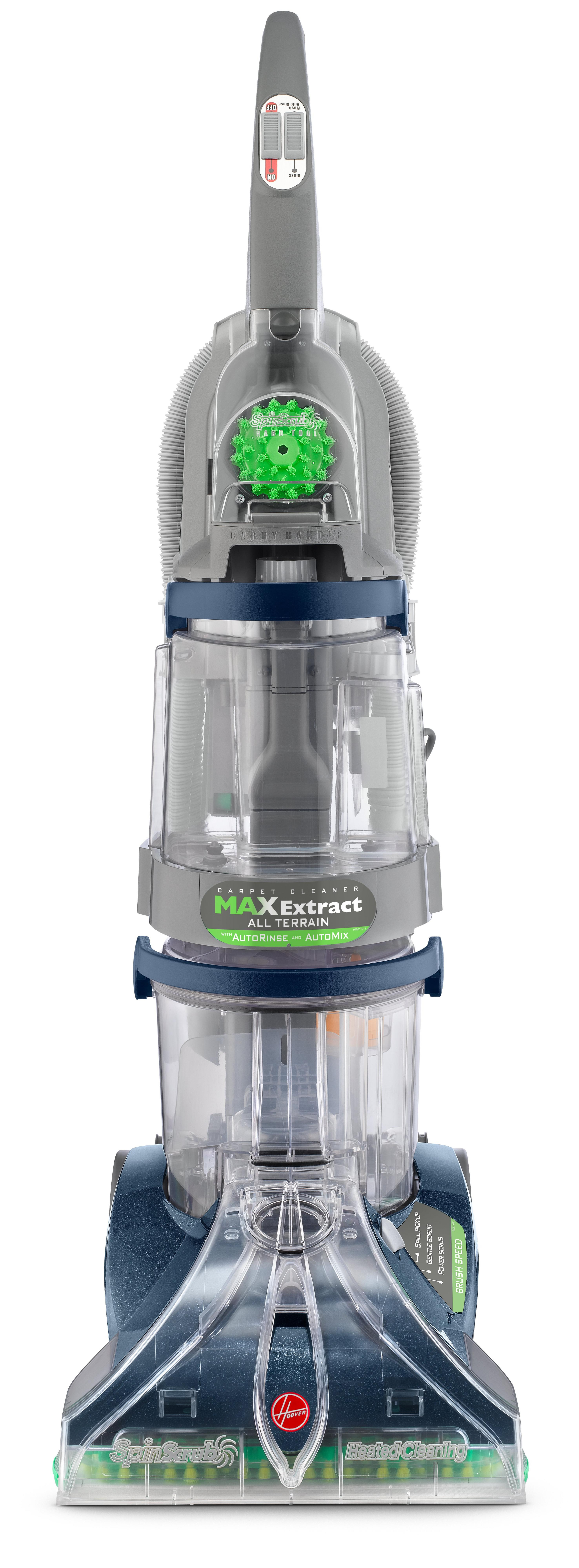 Max Extract Dual V WidePath Carpet Washer