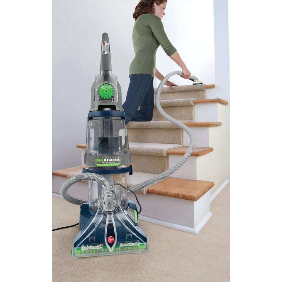 Max Extract Dual V Widepath Carpet Washer F7412900 Hoover