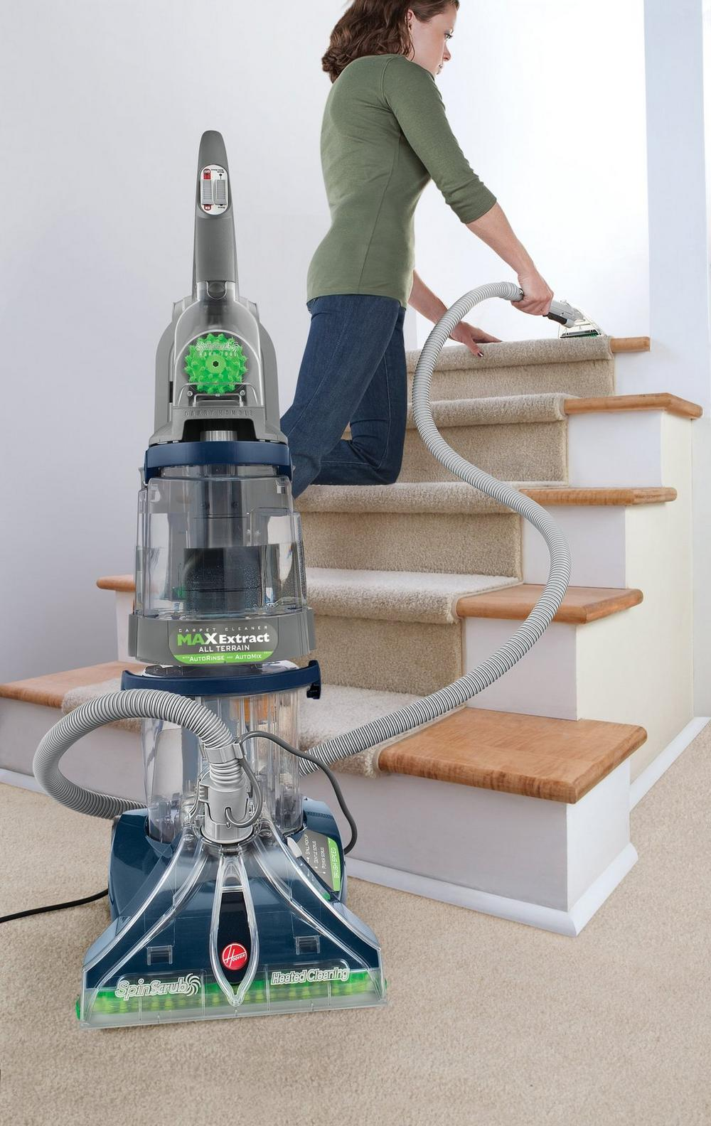 Max Extract Dual V WidePath Carpet Washer6