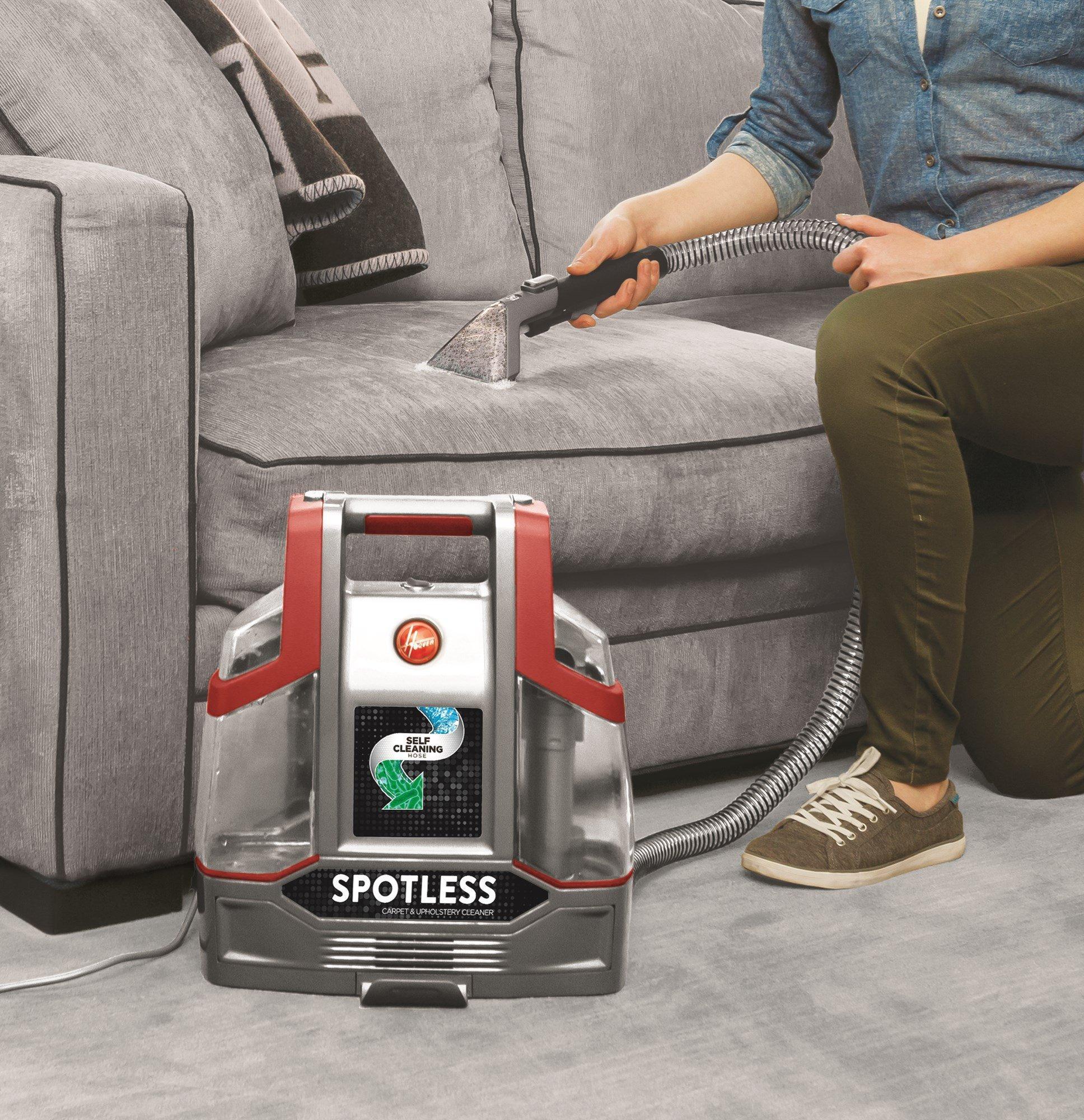 Spotless Pet Portable Carpet & Upholstery Cleaner3