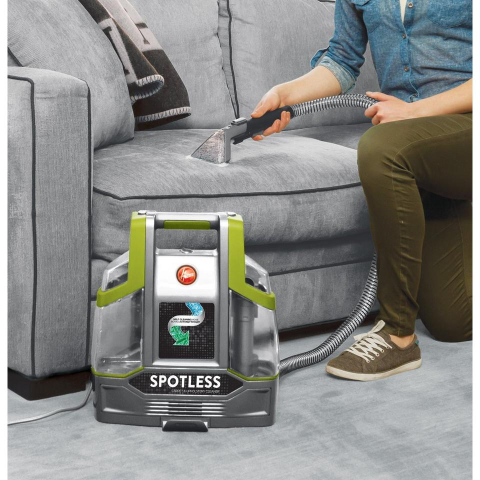 HOOVER Portable Carpet Rug Cleaner Upholstery Pet Car Stain Removal Handheld