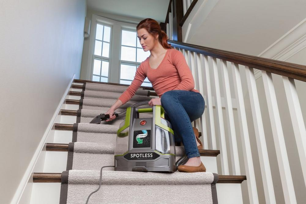 Spotless Pet Portable Carpet & Upholstery Cleaner4