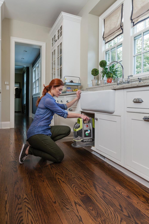 Spotless Pet Portable Carpet & Upholstery Cleaner6