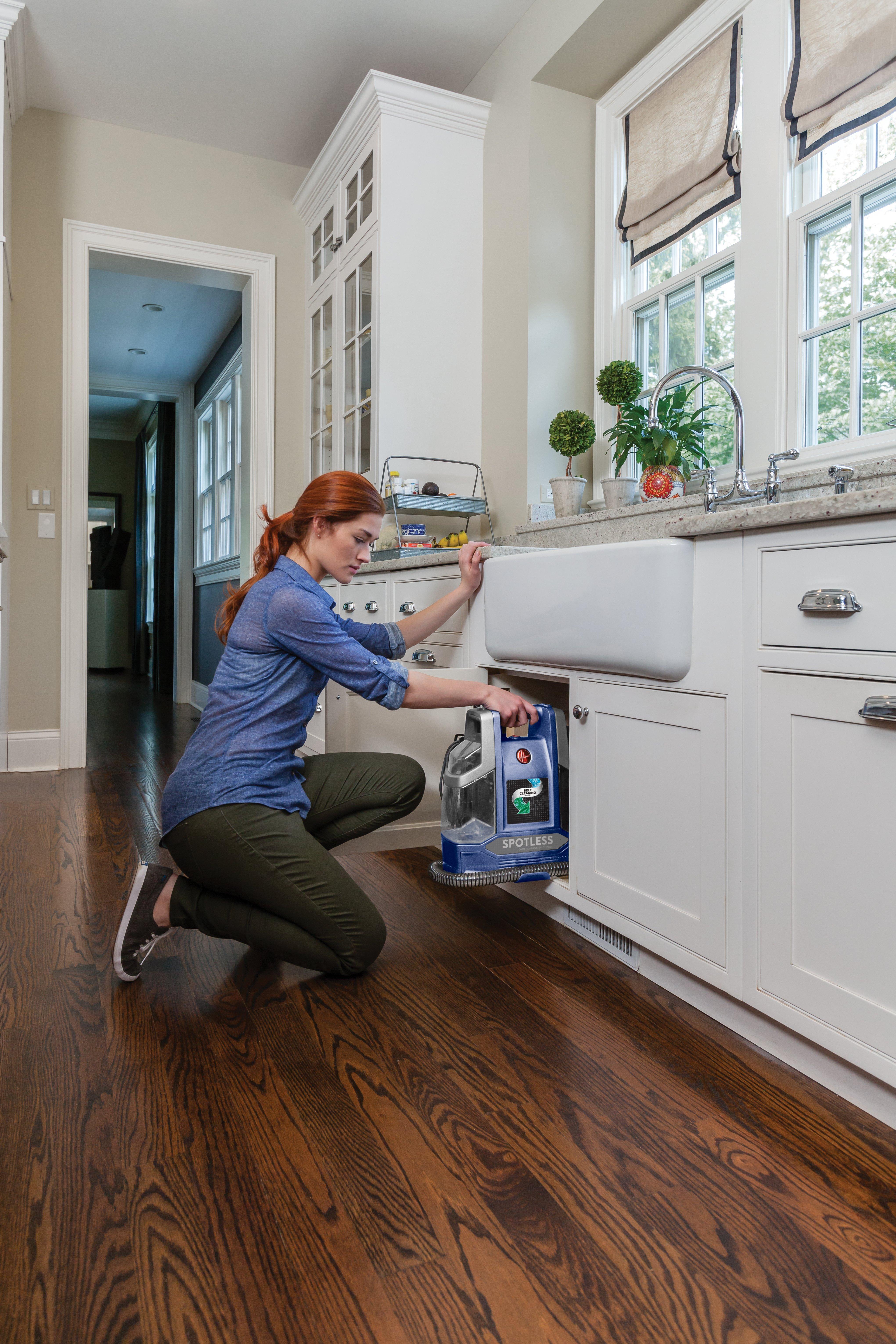 Spotless Portable Carpet & Upholstery Cleaner6
