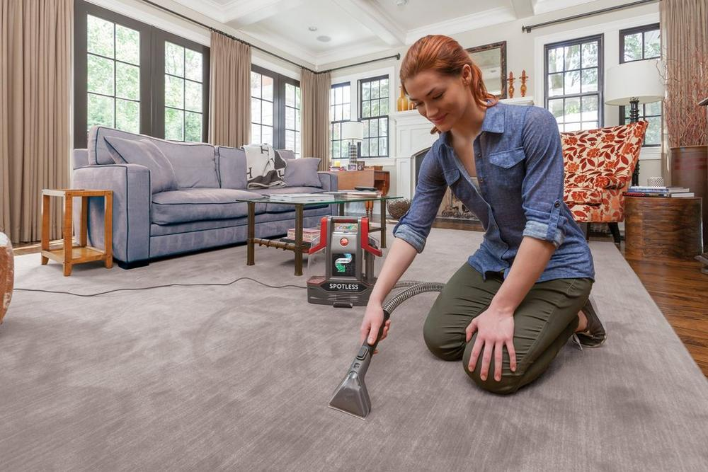 Spotless Portable Carpet & Upholstery Cleaner1