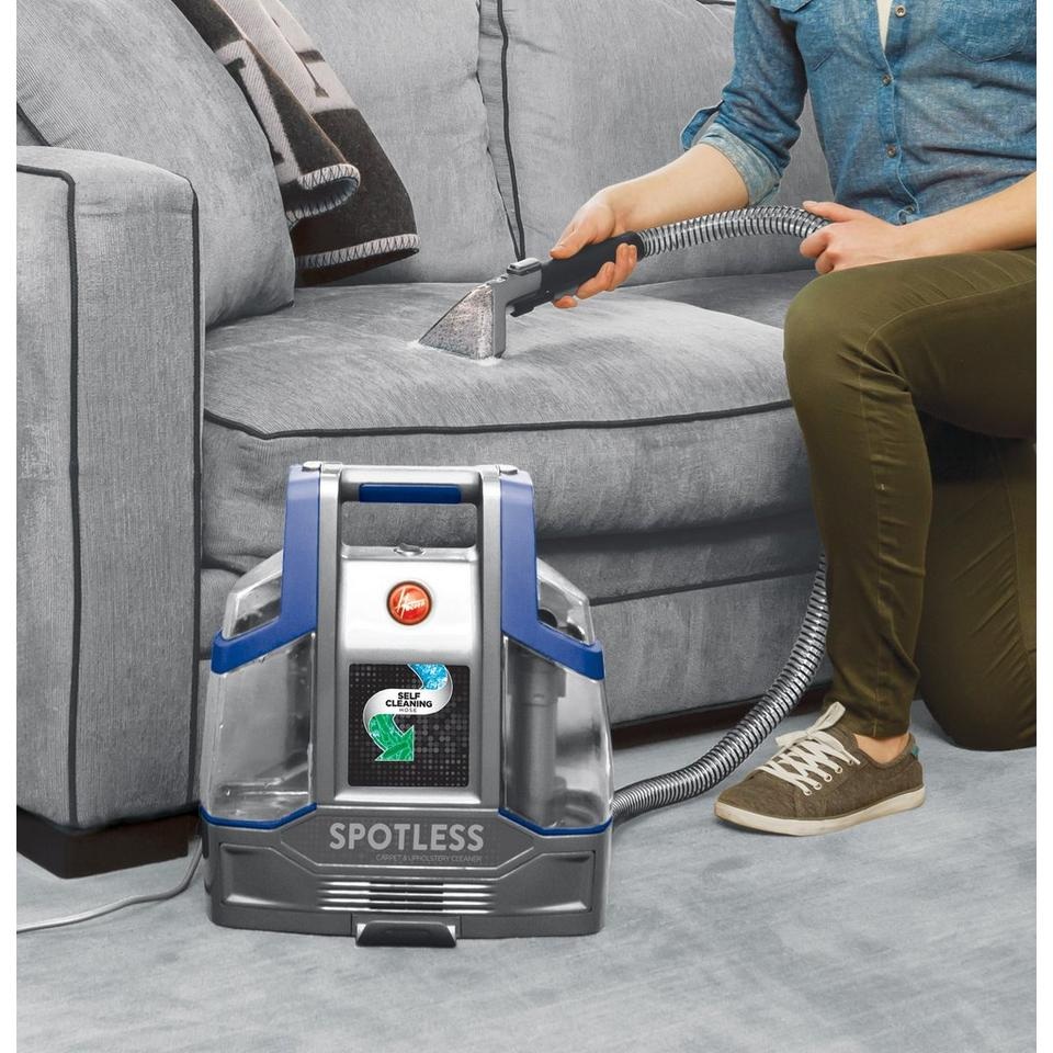 Spotless Deluxe Portable Carpet & Upholstery Cleaner - FH11400PC
