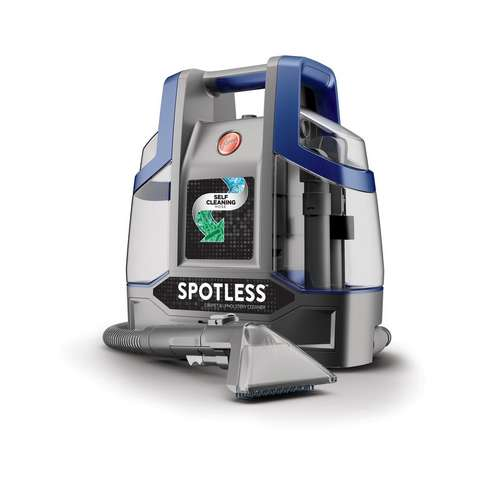 Spotless Deluxe Portable Carpet & Upholstery Cleaner, , medium