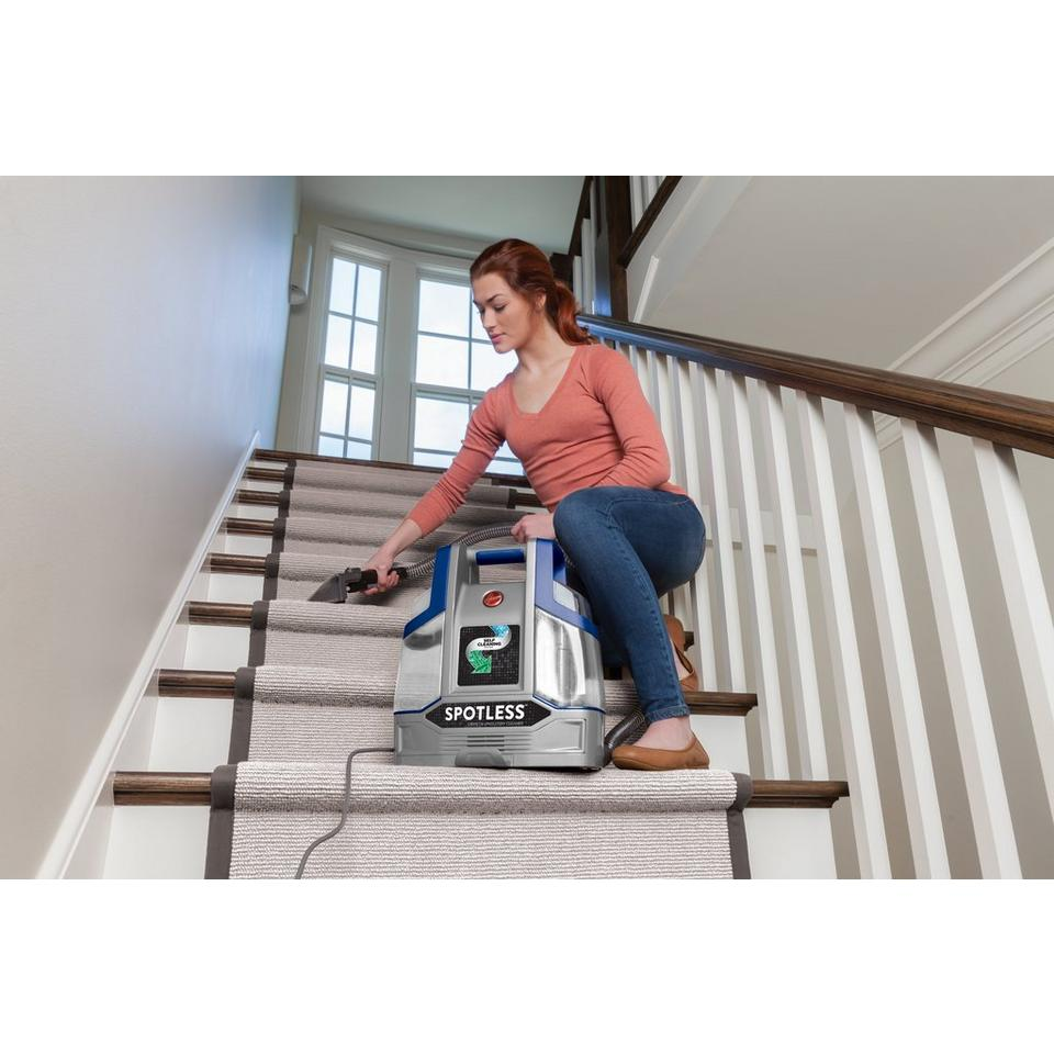 Spotless Deluxe Portable Carpet & Upholstery Cleaner - FH11400