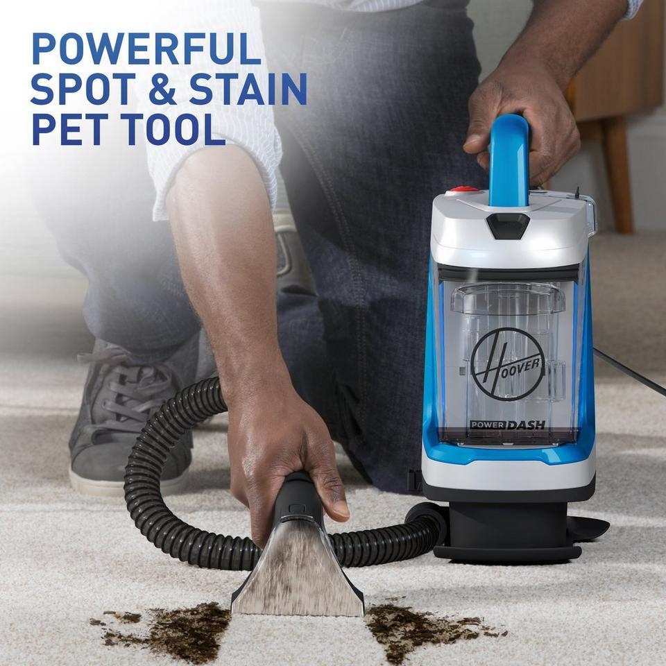 PowerDash GO Pet+ Spot Cleaner - FH13010